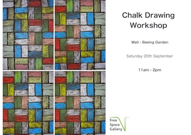 Chalk Drawing Workshop: Image 0