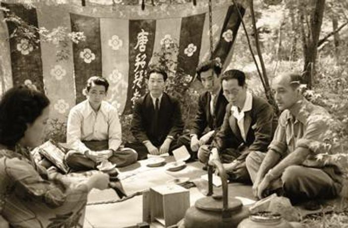 Changing and Unchanging Things: Noguchi and Hasegawa in Postwar Japan: Image 1