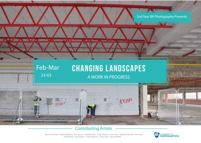 Changing Landscapes: A Work in Progress: Image 0
