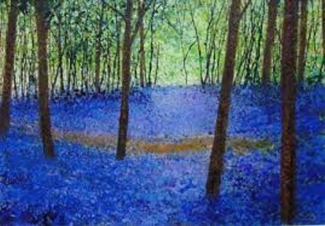 Changing Seasons featuring paintings by David Brett, Chris Bourne & Sharon Withers: Image 0