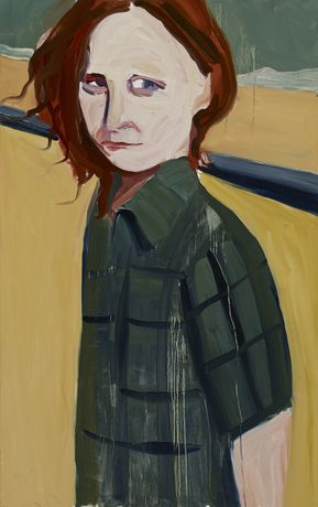 Chantal Joffe, Vita by the Sea, 2014 © the artist. Courtesy Victoria Miro Gallery, London