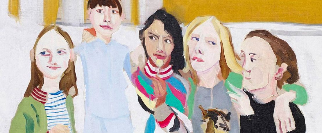 Chantal Joffe. Personal Feeling Is the Main Thing