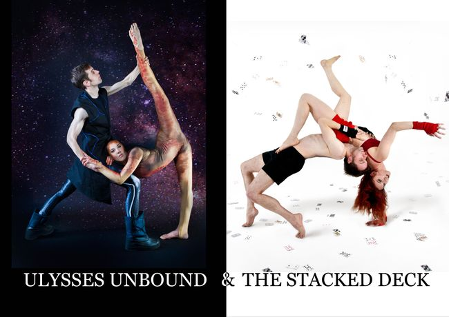 Chantry Dance Company: The Stacked Deck & Ulysses Unbound: Image 0