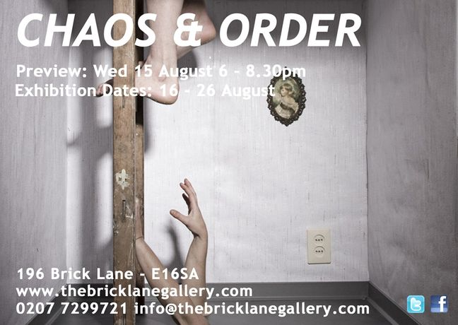 CHAOS & ORDER | An Art in Mind Exhibition: Image 0