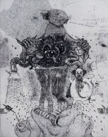 Chapman Brothers: Exquisite Corpse: Image 0