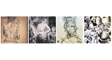 Charcoal Drawing Workshop for adults | Elizabeth James Gallery