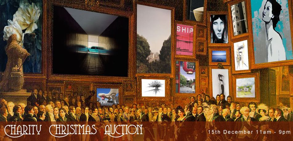 Charity Christmas Auction: Image 0