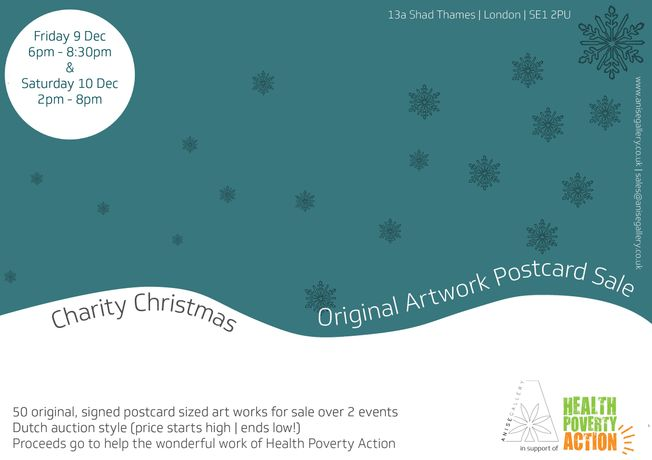 Charity Christmas Postcard Sale: Image 0