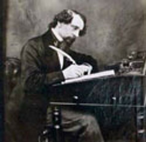 Charles Dickens: Man, Writer and Fanciful Photographer: Image 0