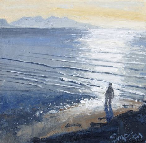 Charles Simpson: New Paintings of the West Coast of Scotland: Image 3