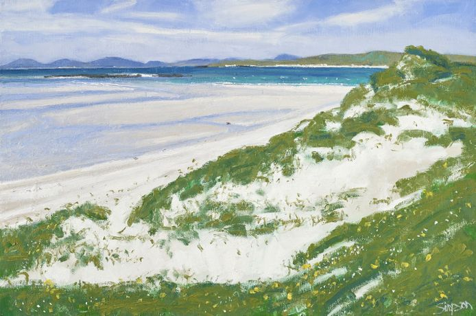 Charles Simpson: New Paintings of the West Coast of Scotland: Image 1