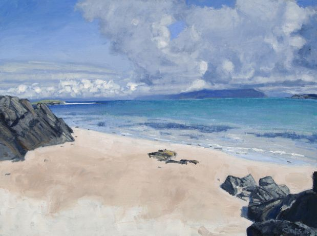 Charles Simpson: New Paintings of the West Coast of Scotland: Image 0