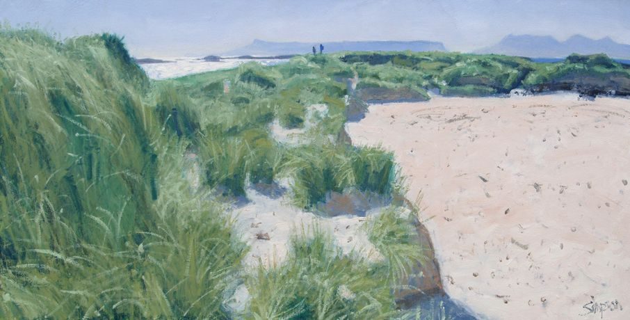 Charles Simpson: New Paintings of the West Coast of Scotland: Image 2