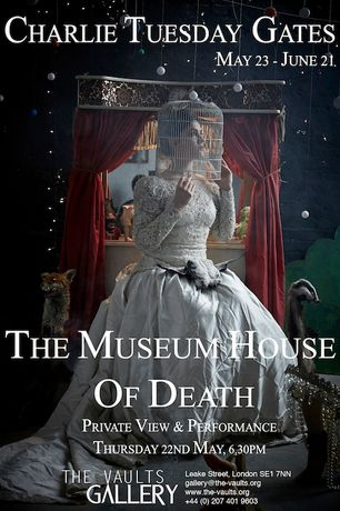 Charlie Tuesday Gates and The Museum House Of Death: Image 0