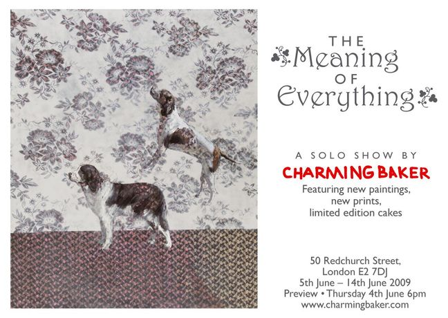 Charming Baker - The Meaning Of Everything: Image 0