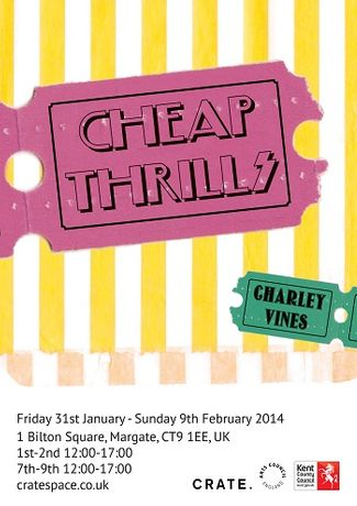 Cheap Thrills. Charley Vines: Image 0