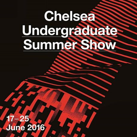 Chelsea College of Arts Undergraduate Summer Show 2016: Image 0