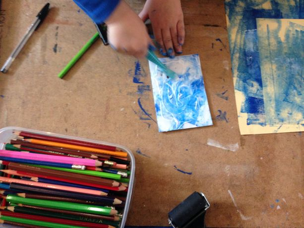 Children's Drawing Club: Image 0
