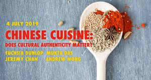 Chinese Cuisine: Does Cultural Authenticity matter?