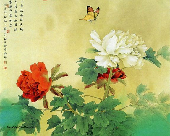 Chinese Painting Class in Central London: Image 1