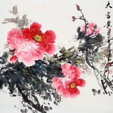 Chinese Painting Class in Central London: Image 3