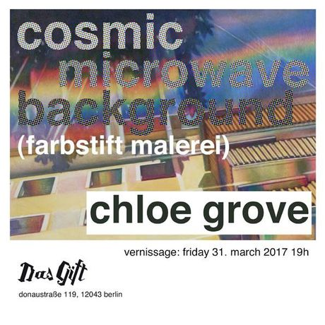 Chloe Grove / Cosmic Microwave Background