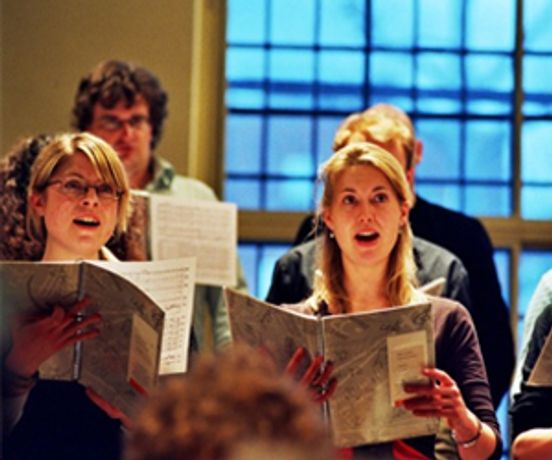 Choir of London 2012: Bursary Recital: Image 0