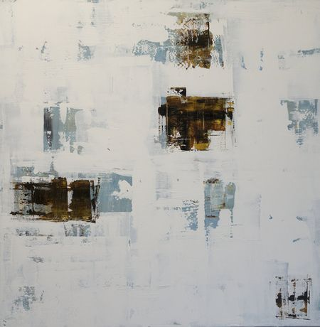 Chris Hunt, Abstract Paintings: Image 1