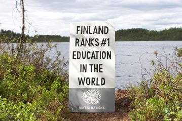 Chris Twiney: FINLANDIA