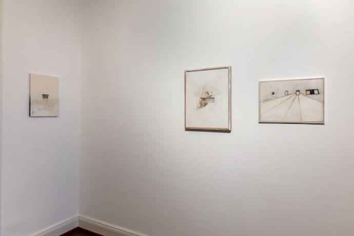 Drawing Room, Christian Haake. on displays, installation view 5, Photo: Helge Mundt, Hamburg