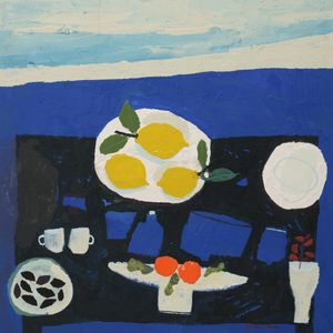 Christine McArthur - Mezze by the Sea
