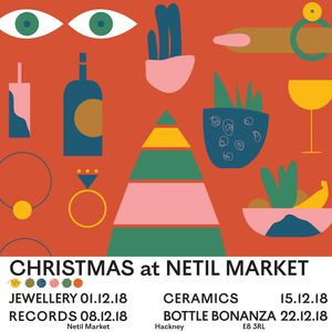 Christmas at Netil Market