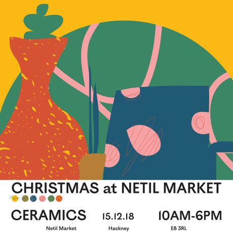 Christmas at Netil Market: Image 3