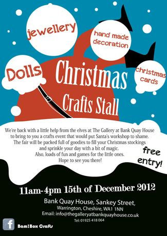 Christmas Crafts Stall: Image 0