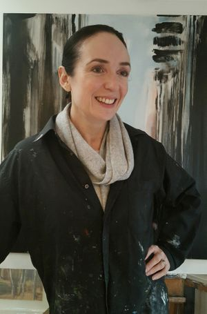 Christmas Drinks & Meet the Artist - Clare Grossman