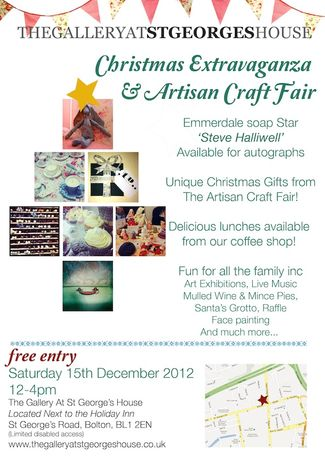 Christmas Extravaganza & Artisan Craft Fair!: Image 0