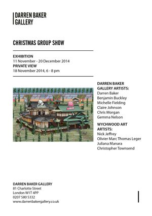 Christmas Group Show