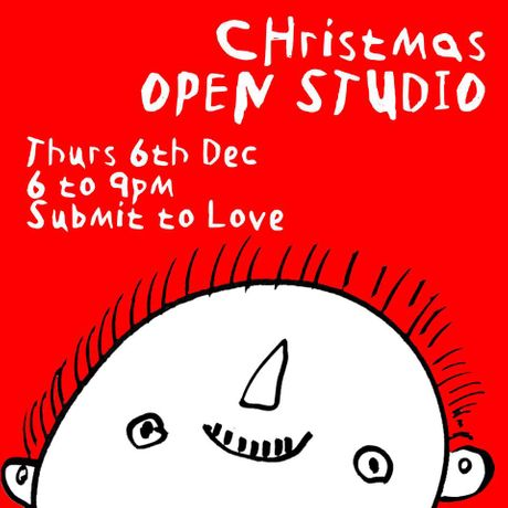 Christmas Open Studio: Image 0