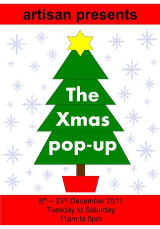 Christmas pops-up at Artisan: Image 0