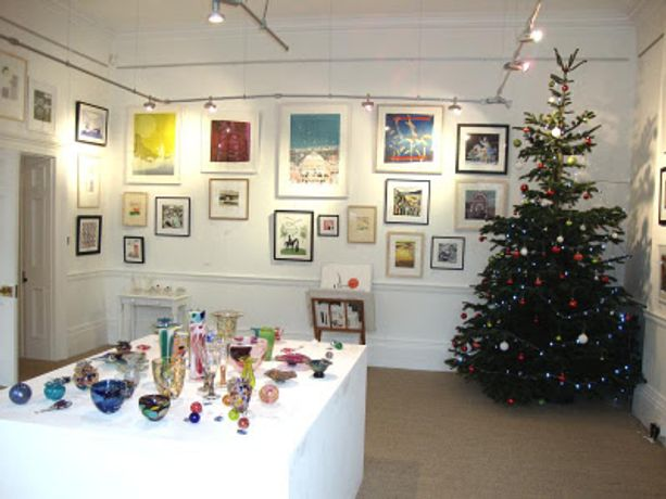 Christmas Print Show: A Celebration Of Works In Print: Image 0