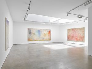 Christopher Le Brun 'New Painting', Installation view Lisson Gallery, 67 Lisson Street, London