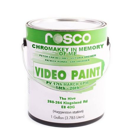 ChromaKey in Memory of Me: Image 0