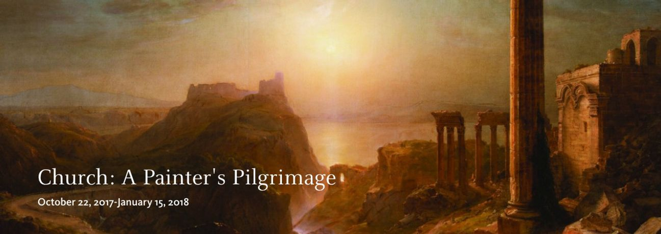 Church: A Painter's Pilgrimage: Image 0