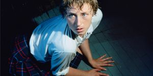 Cindy Sherman Untitled #92 1981 chromogenic color print 24 x 48 in. (60.96 x 121.92 cm)