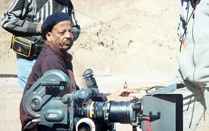 Cinema in Sudan  - 'The Dislocation of Amber' by Hussain Shariffe: Image 0