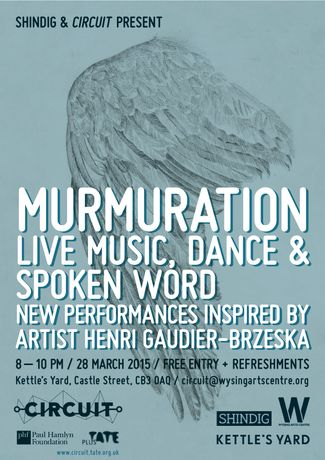 Circuit and Shindig present: Murmuration: Image 0