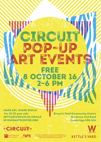 Circuit Pop Up Art Event: Image 0