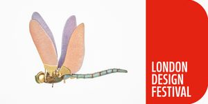 Circus at London Design Festival – In conversation with a dragonfly