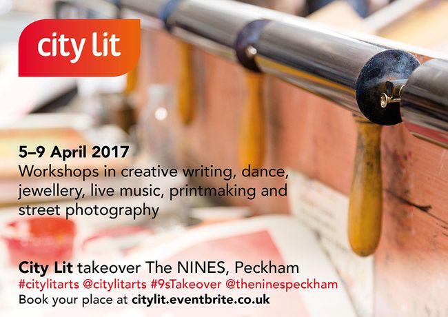 City Lit Takeover The NINES Peckham