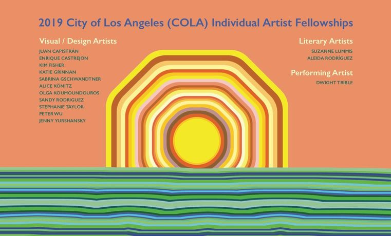 City of Los Angeles (COLA) Individual Artist Fellowships : Image 0